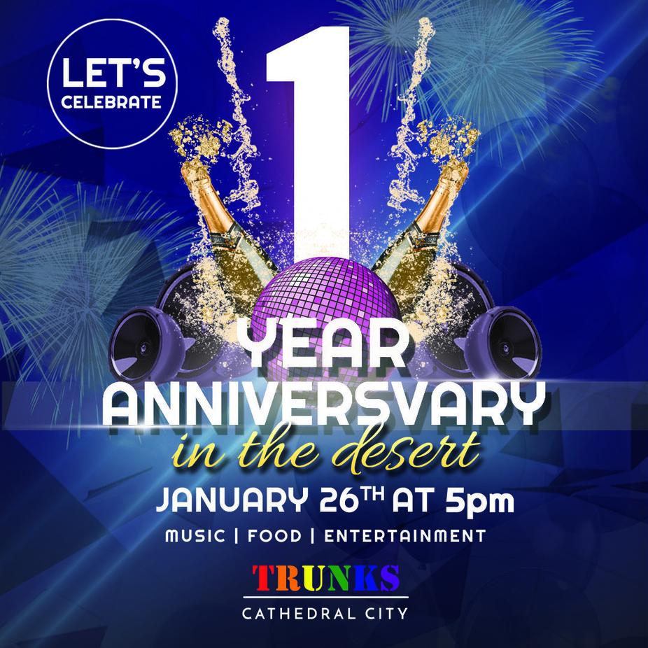 Trunks Anniversary