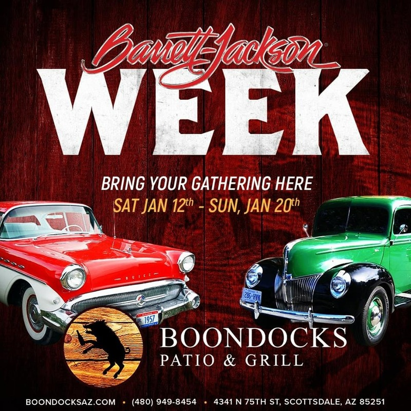 Barrett Jackson Week