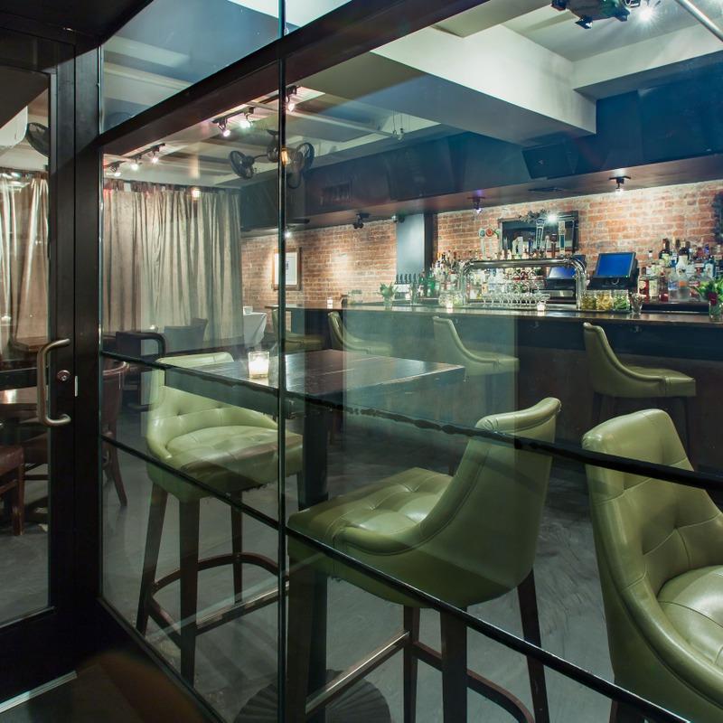 Croton Restaurant Bryant Park
