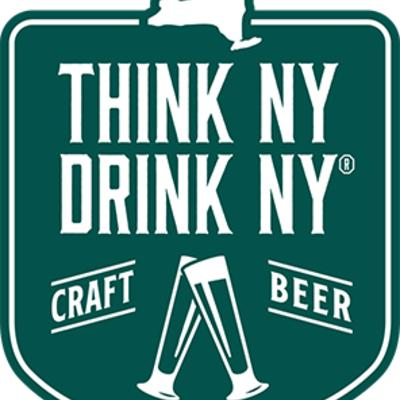 Think NY, Drink NY craft beer logo