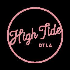 logo image for high tide