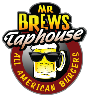 logo image for mr brews taphouse