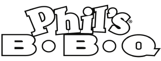 logo image for phils bbq