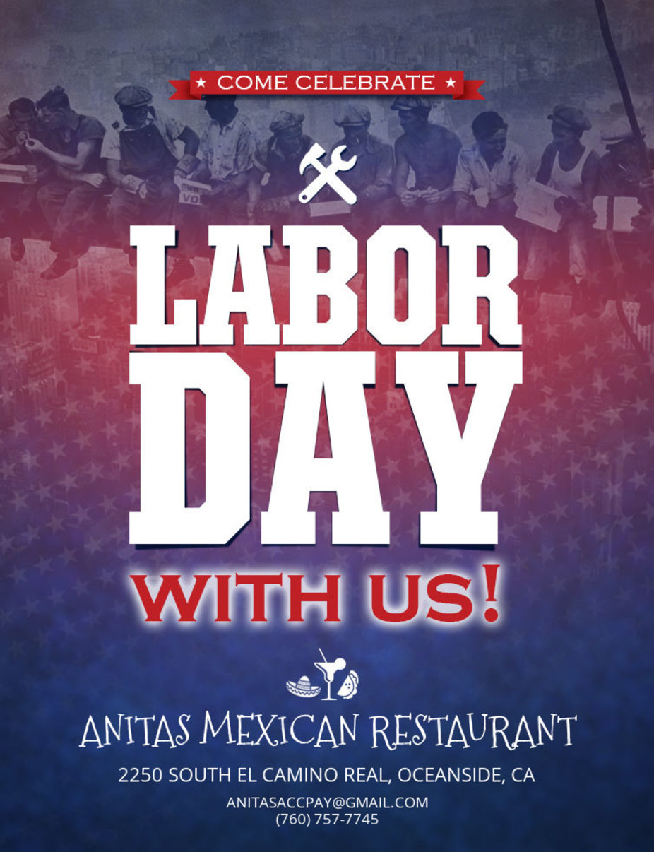 Anitas Mexican Restaurant Events