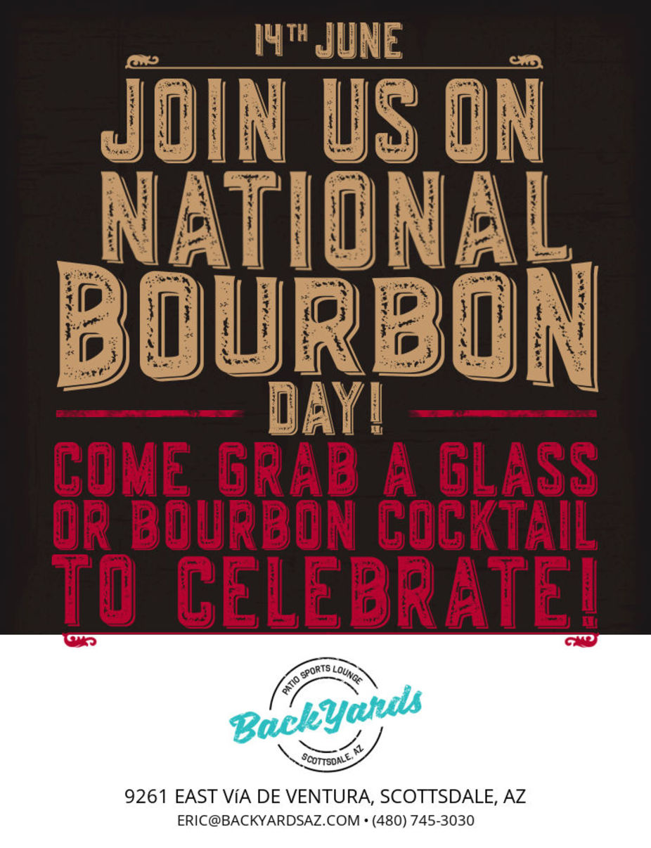 National Bourbon Day Sunday June 14th event photo