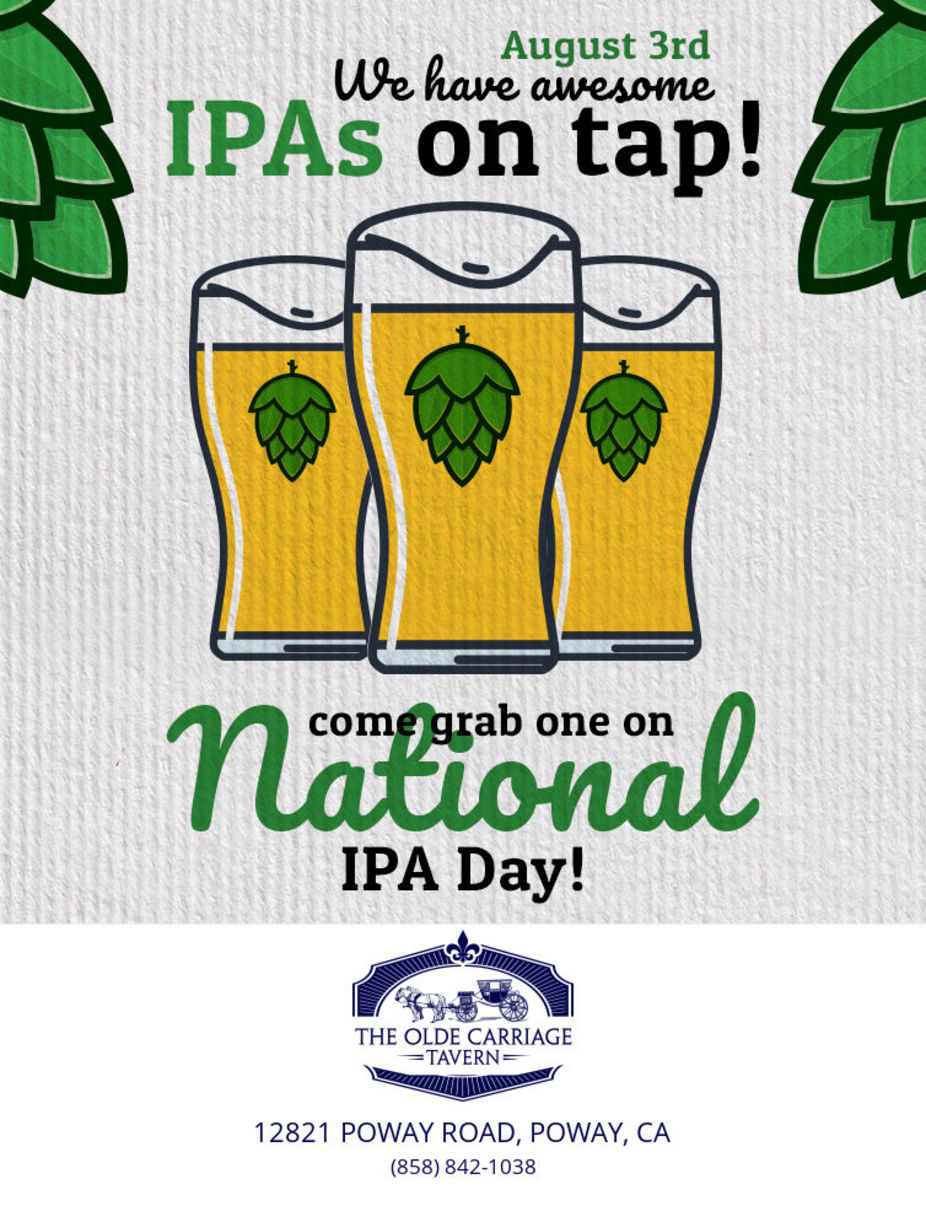 IPA Day event photo