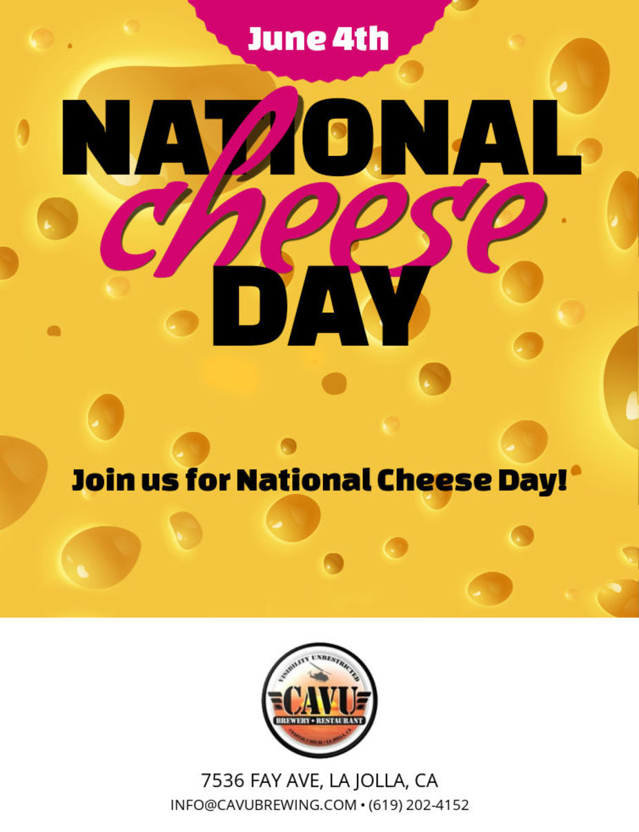 National Cheese Day event photo