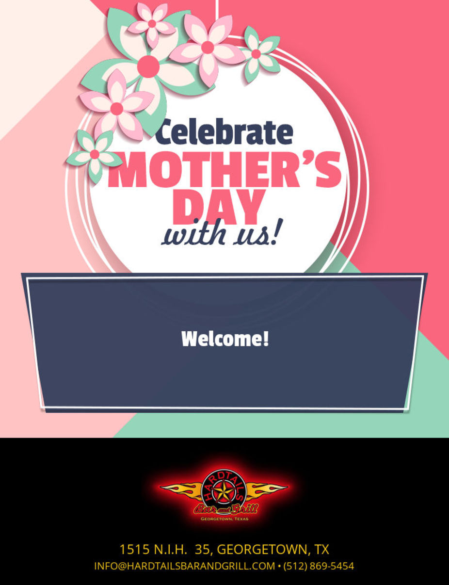 Mother's Day event photo
