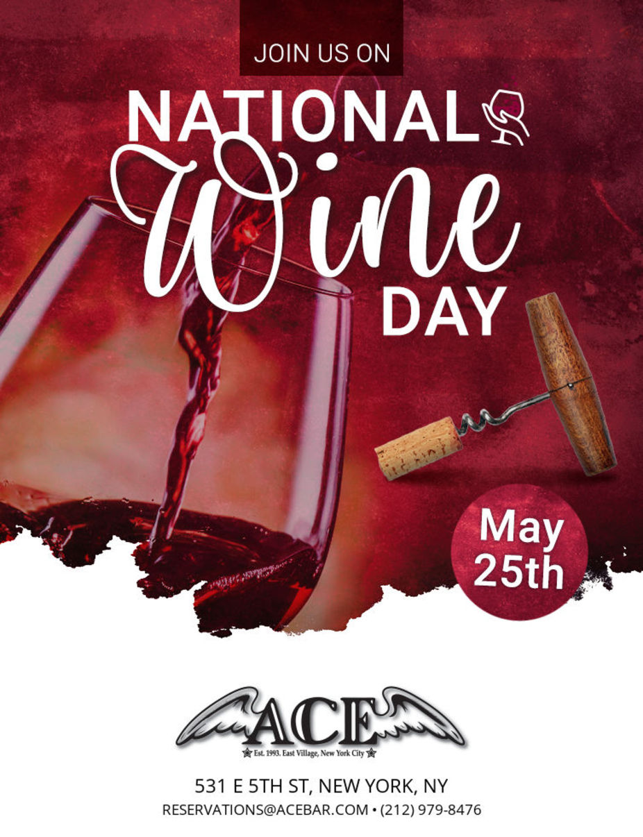 National Wine Day event photo