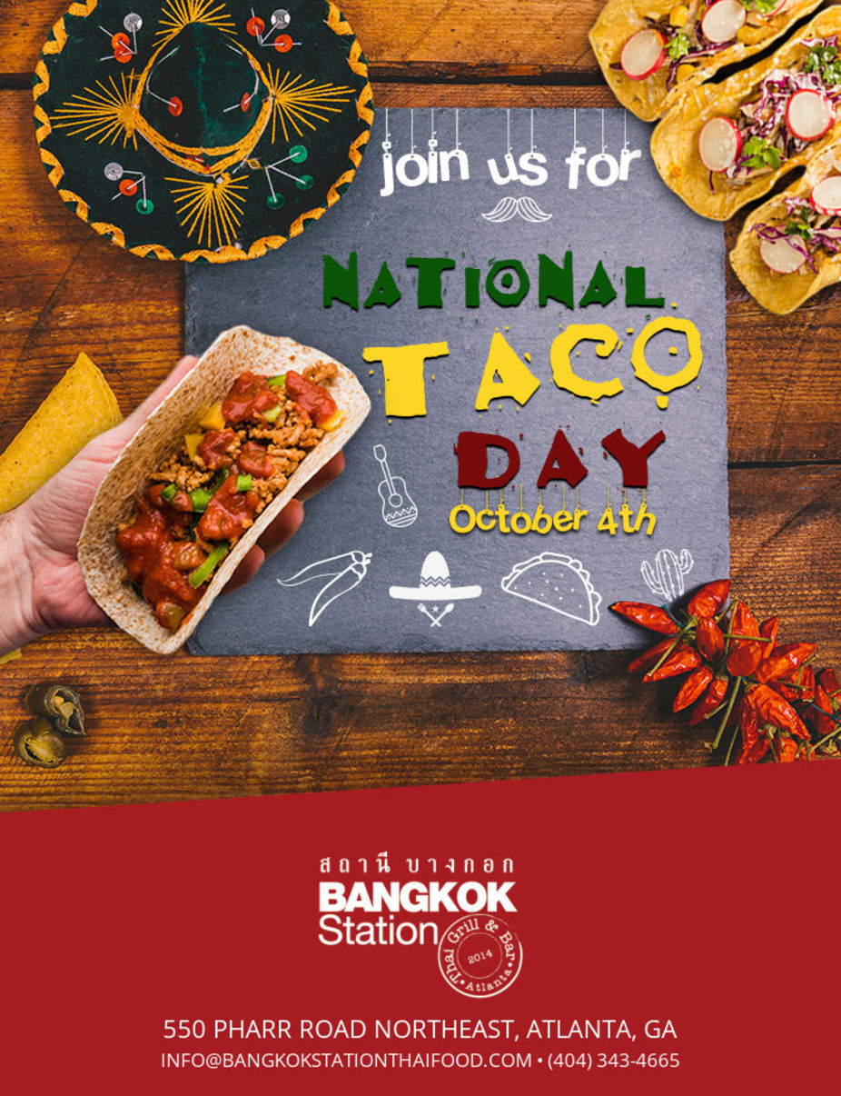 National Taco Day event photo