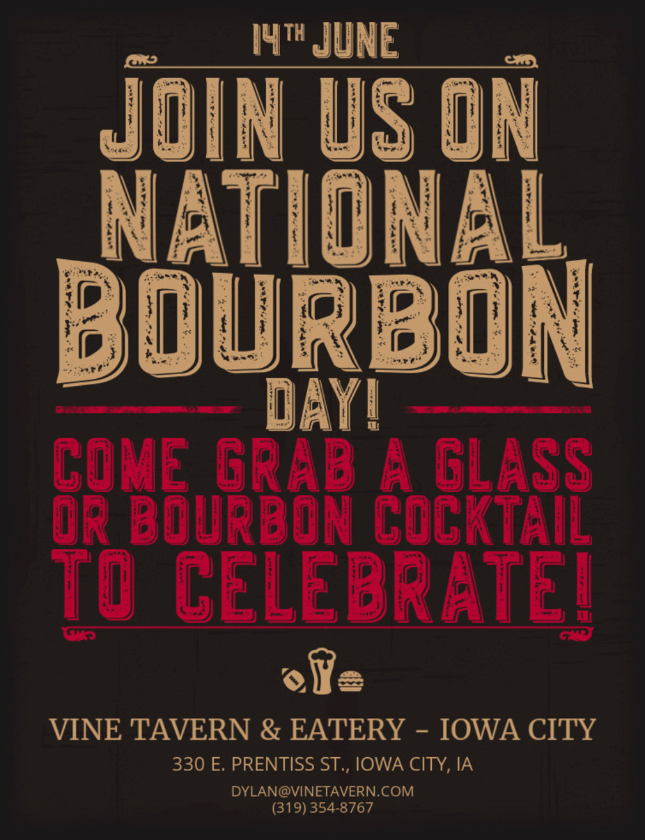 National Bourbon Day event photo