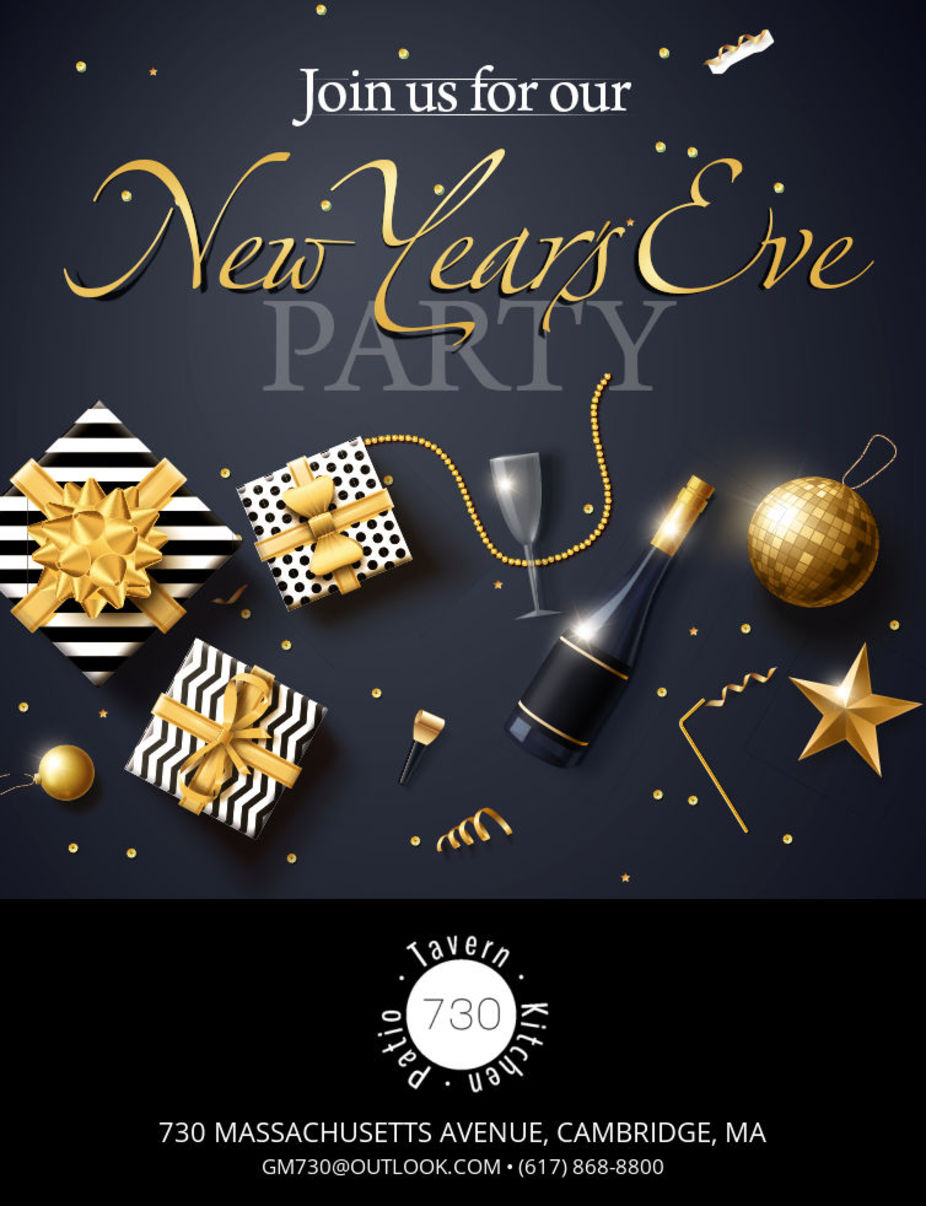 New Years Party event photo