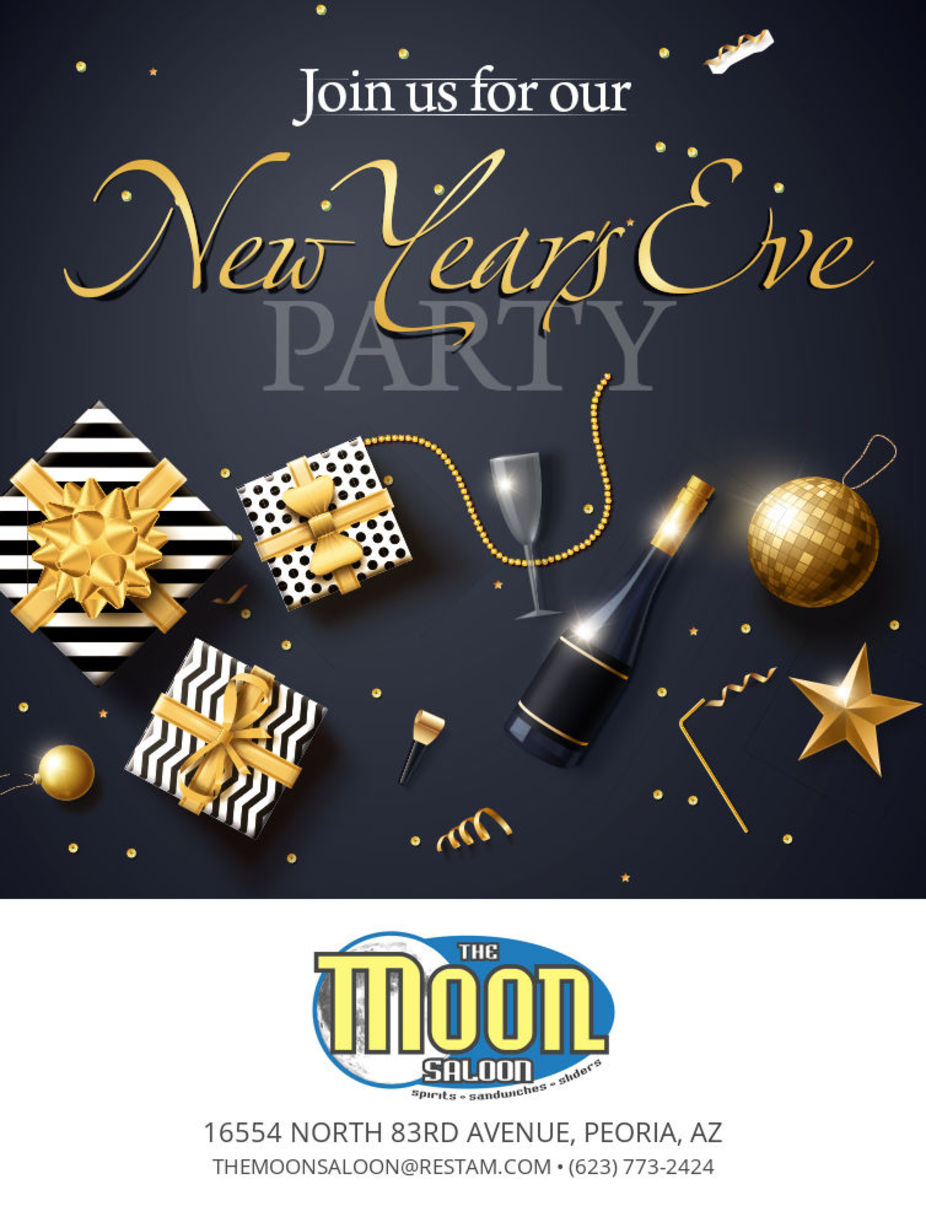 New Year's Eve event photo