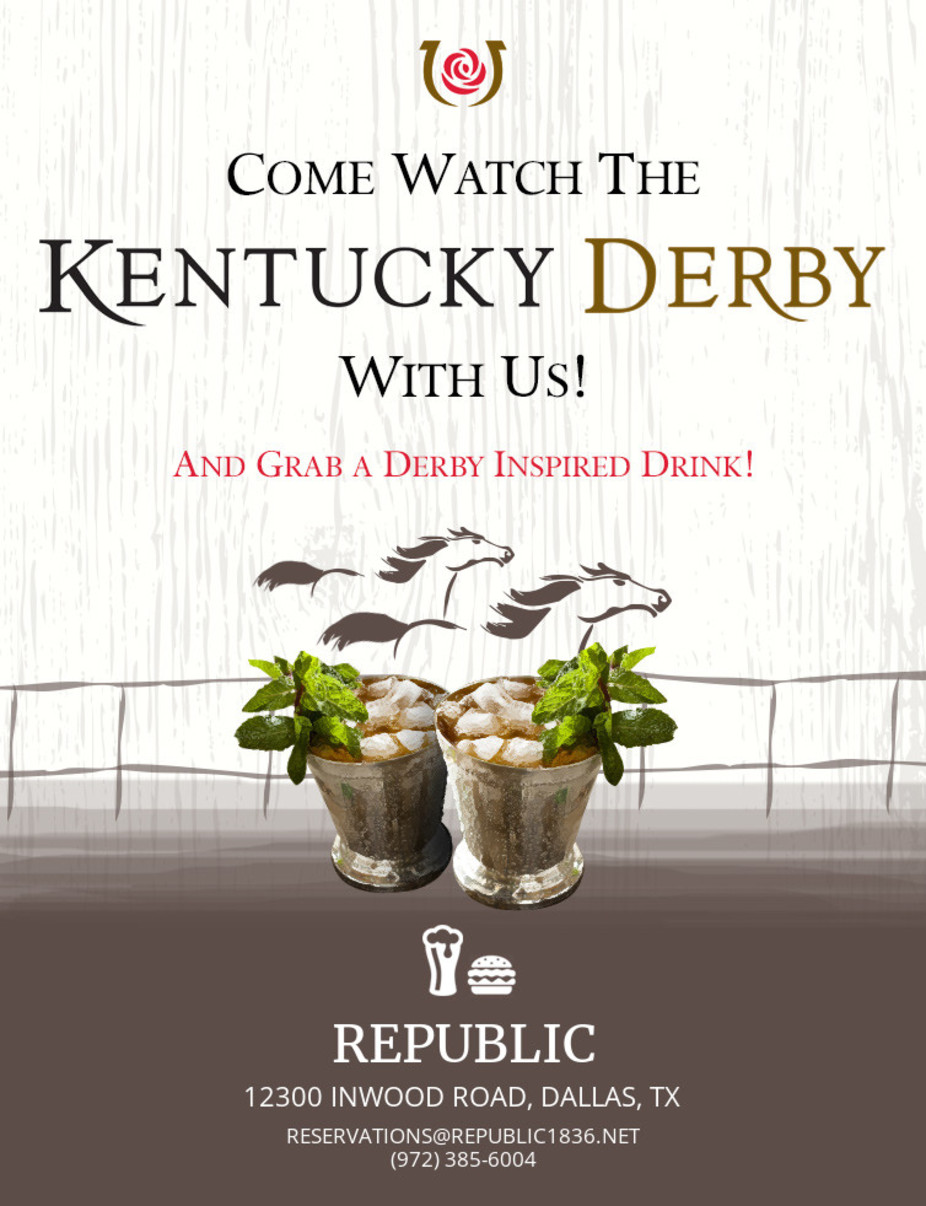 Derby Day event photo