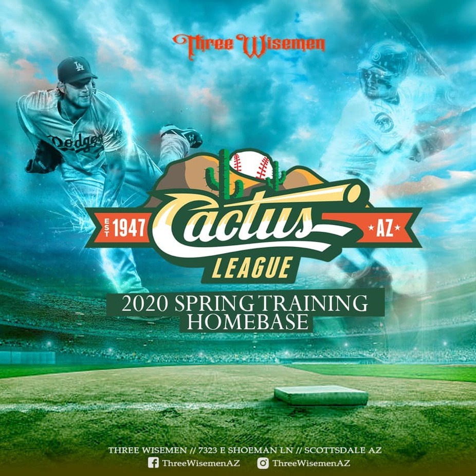 Spring Training Cactus League event photo