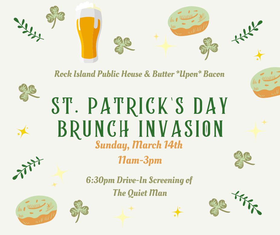 Brunch Invasion...St. Patrick's Day Version event photo