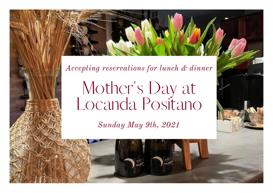 Mother's Day Lunch & Dinner event photo