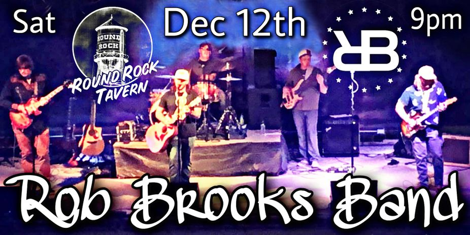 Rob Brooks Band event photo