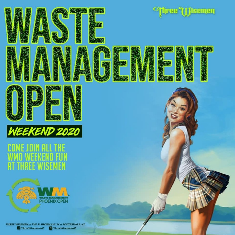 Waste Management Open Weekend event photo