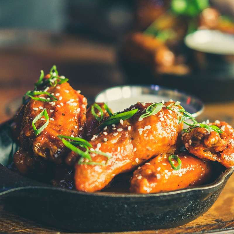 Spicy Chili Wings