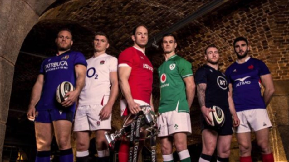 6 Nations Rugby event photo