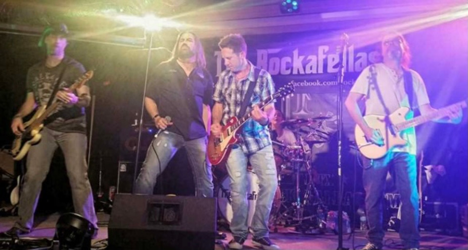 BAND:  The Rockafellas event photo