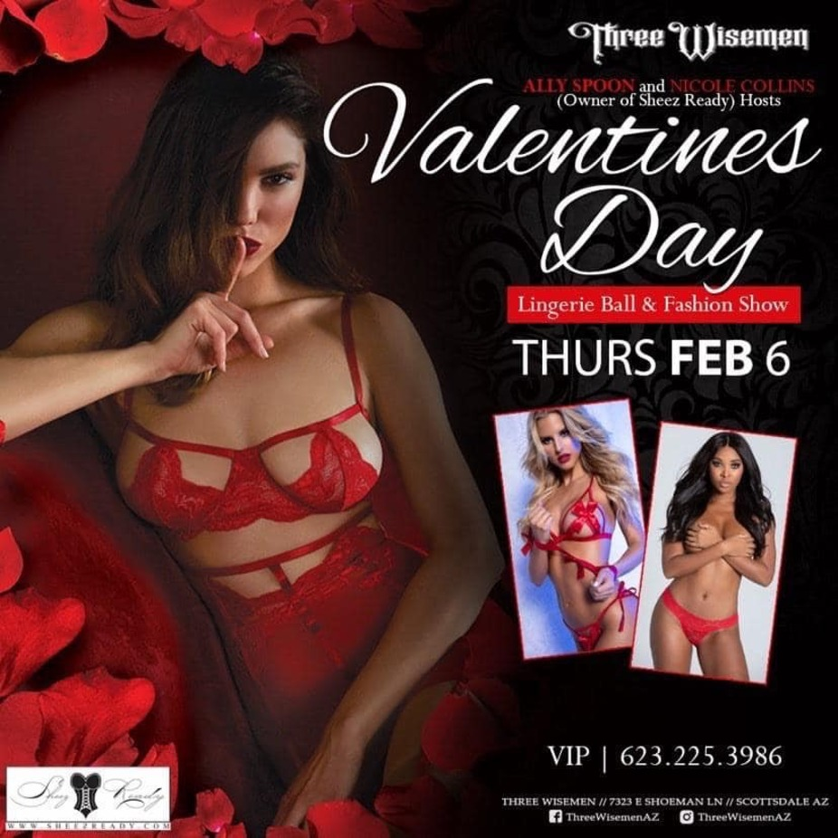 Valentines Day Lingerie Ball & Fashion Show event photo