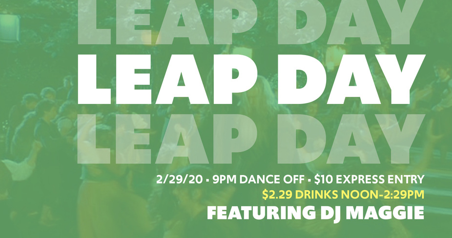 Leap Day Celebration! event photo