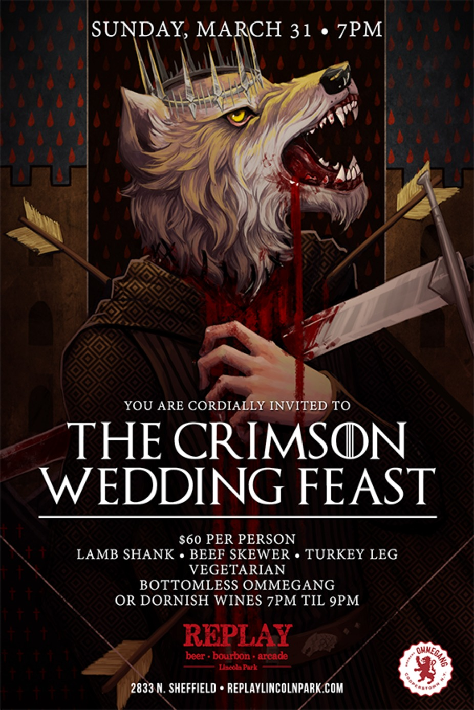 Crimson Wedding Festival event photo