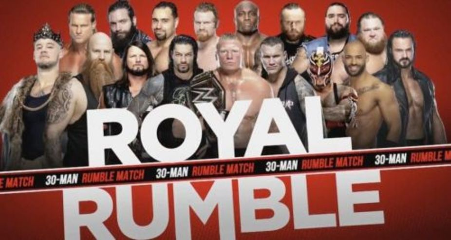 WWE Royal Rumble Viewing Party event photo