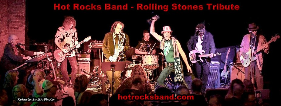 Hot Rocks - Rolling Stones Tribute event photo