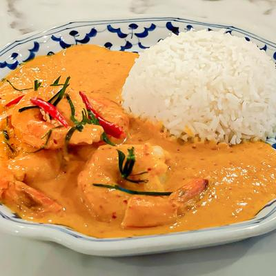 Panang Curry photo
