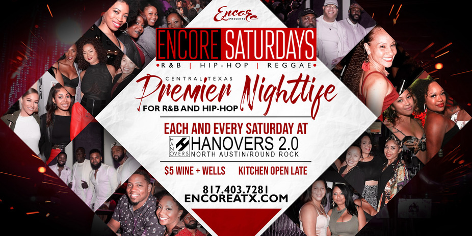 Encore Saturdays | 9PM-2AM event photo