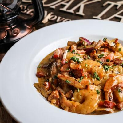 Shrimp and Grits photo