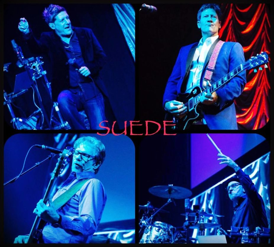 SUEDE event photo