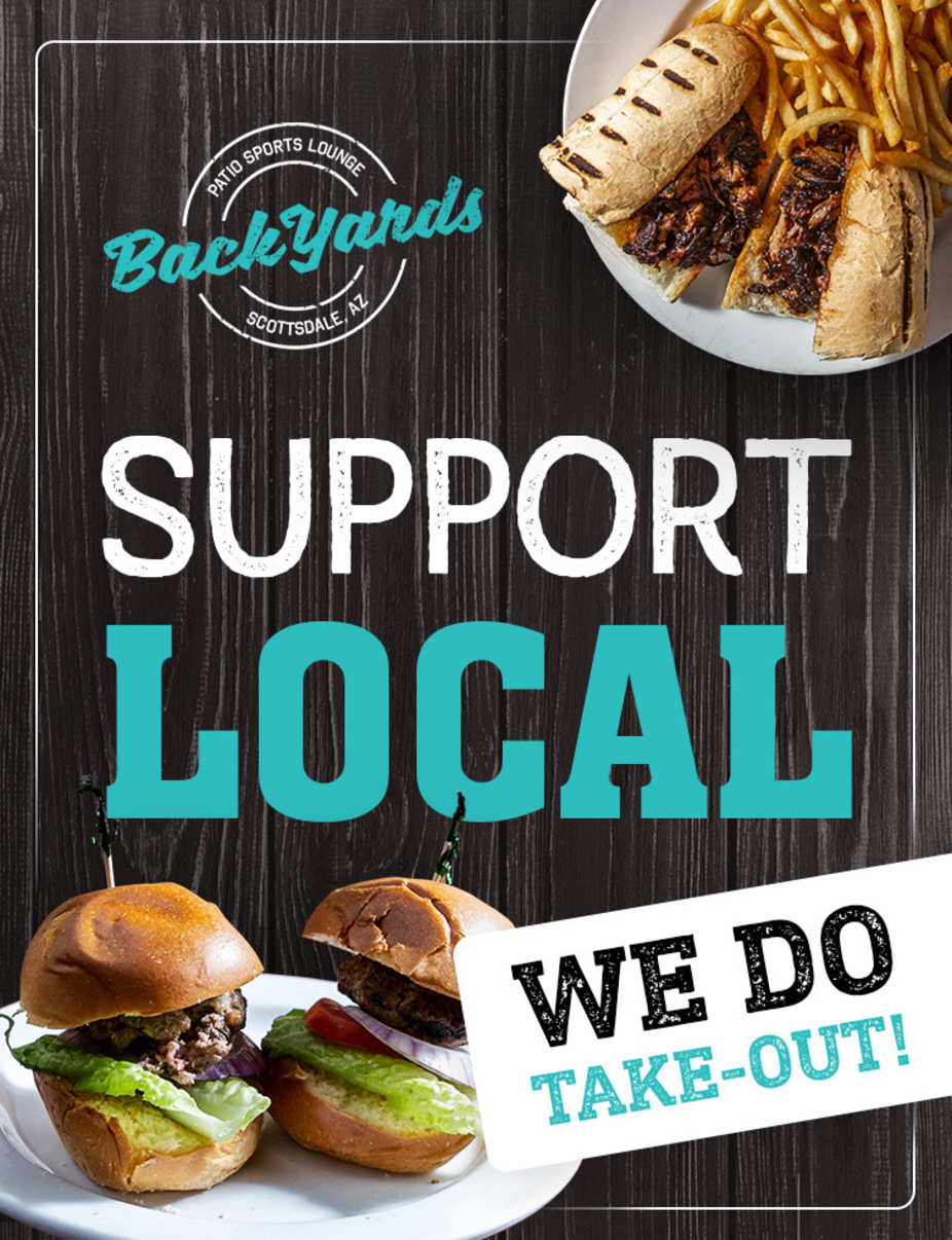 Support Local! Monday April 13th event photo