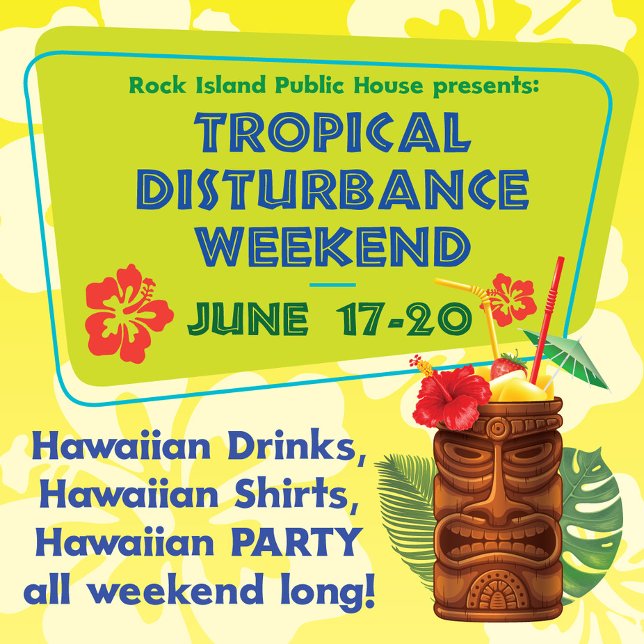 Tropical Disturbance Weekend event photo
