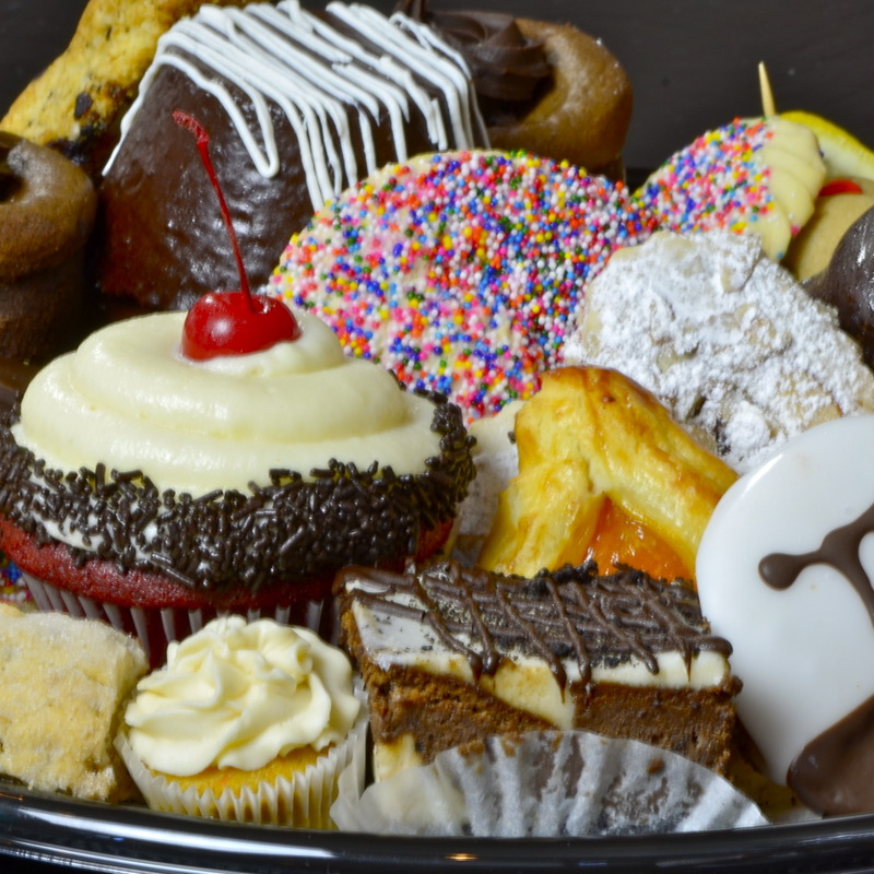 Dessert Tray for catering page