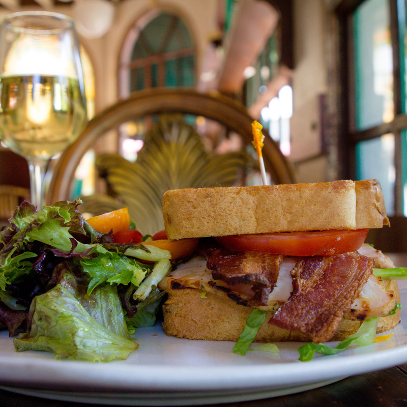 parkhouse club sandwich