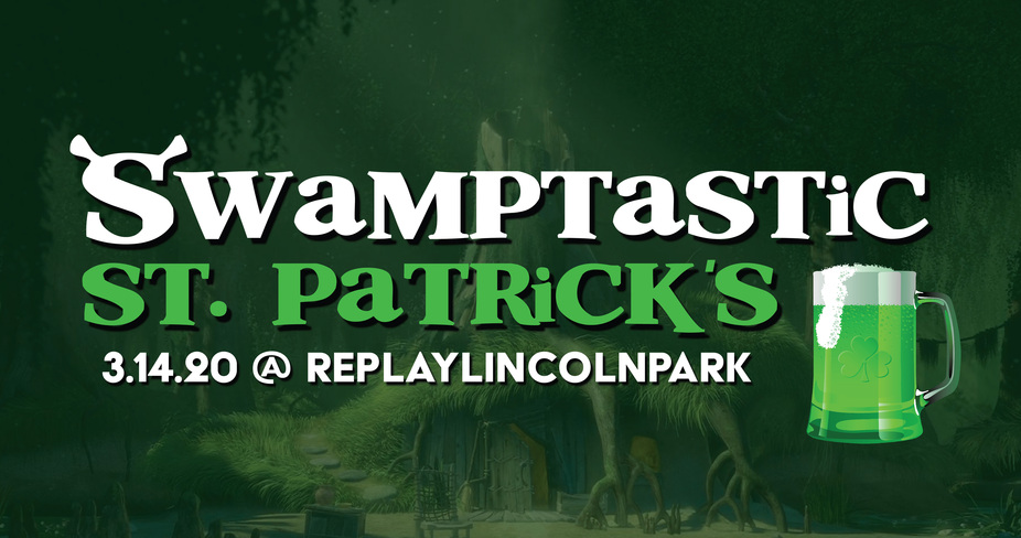 Swamptastic St. Patrick's event photo