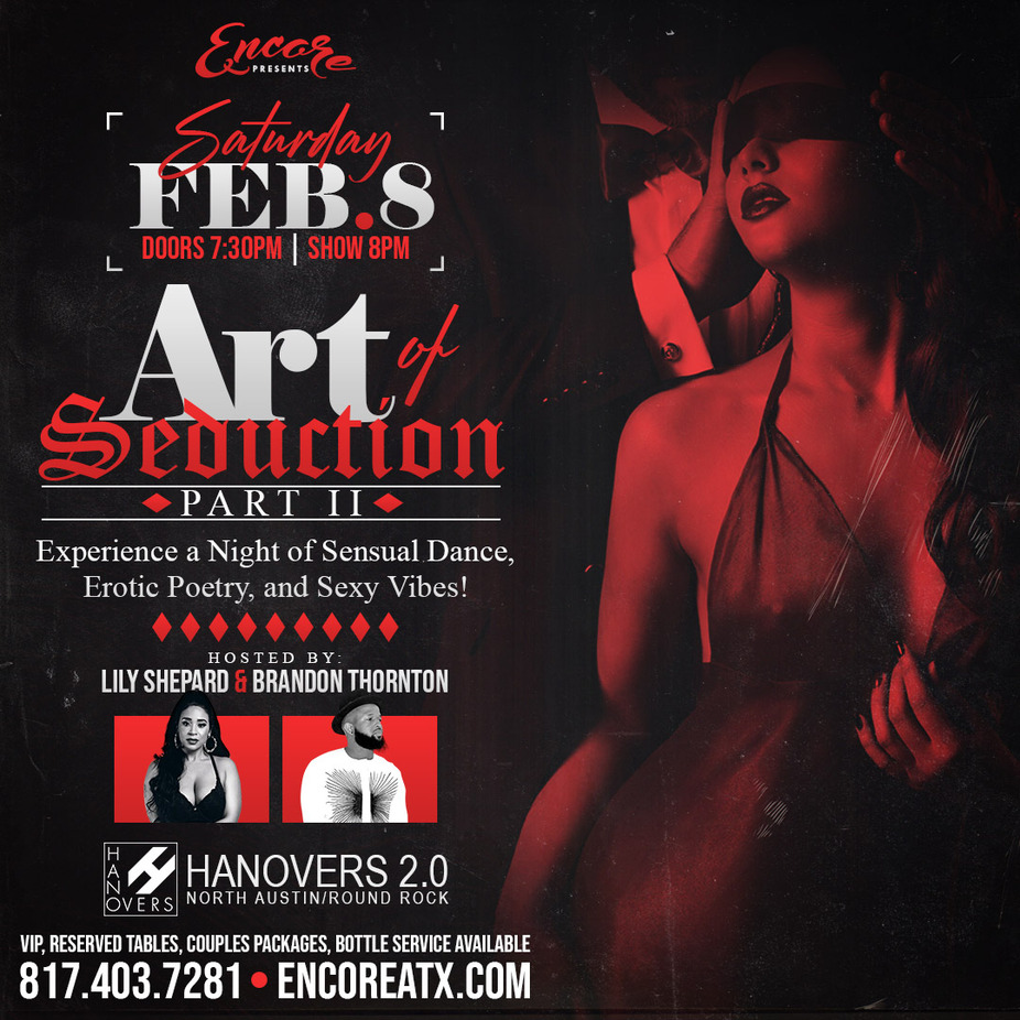 Art of Seduction II event photo