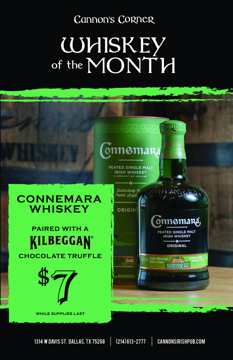 Whiskey of the Month! event photo