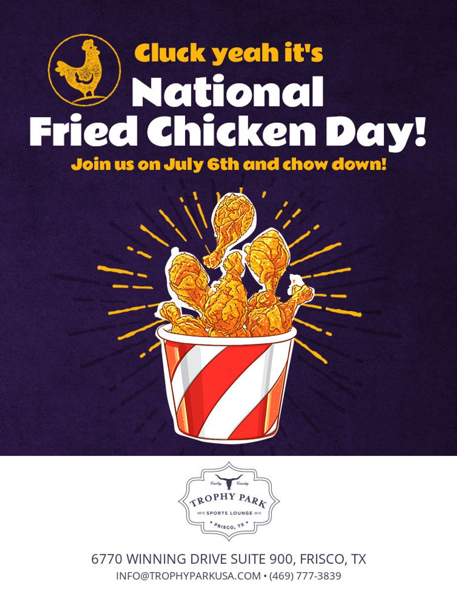 National Fried Chicken Day event photo