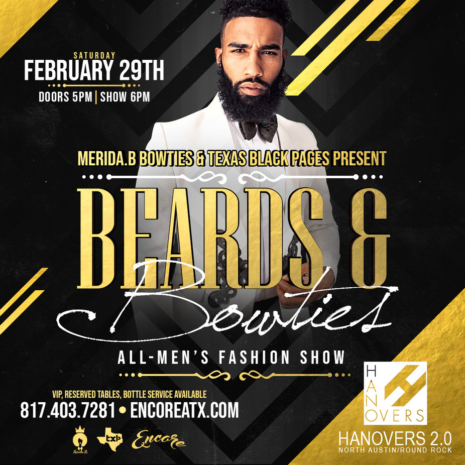 Beards & Bowties | 5PM-9PM event photo