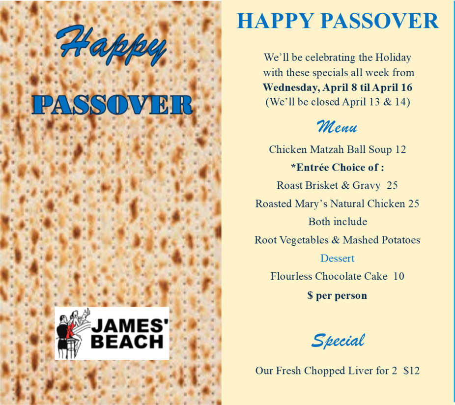Passover from our home to yours event photo