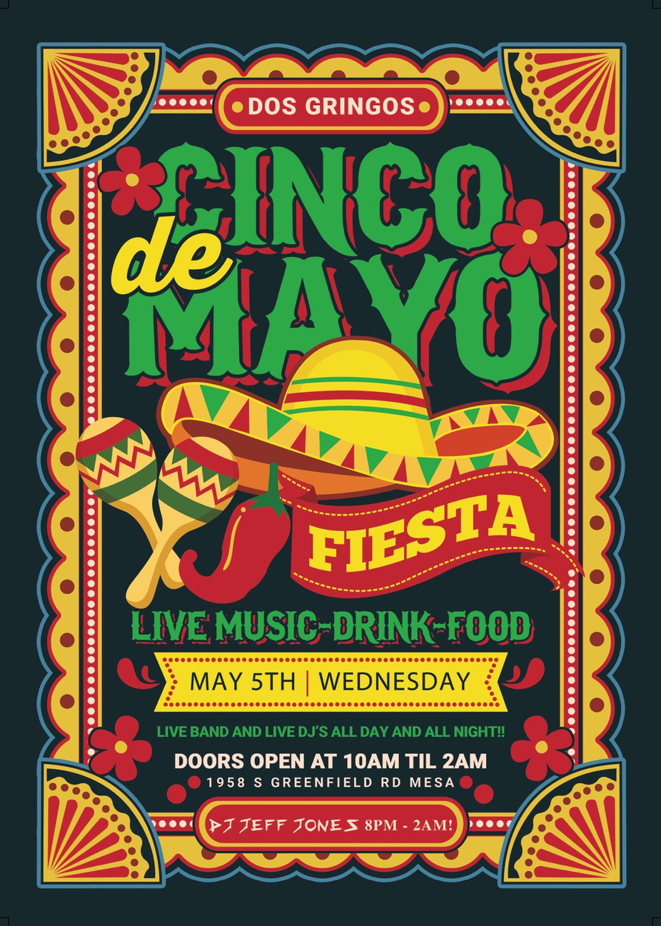 Cinco De Mayo Evening event photo