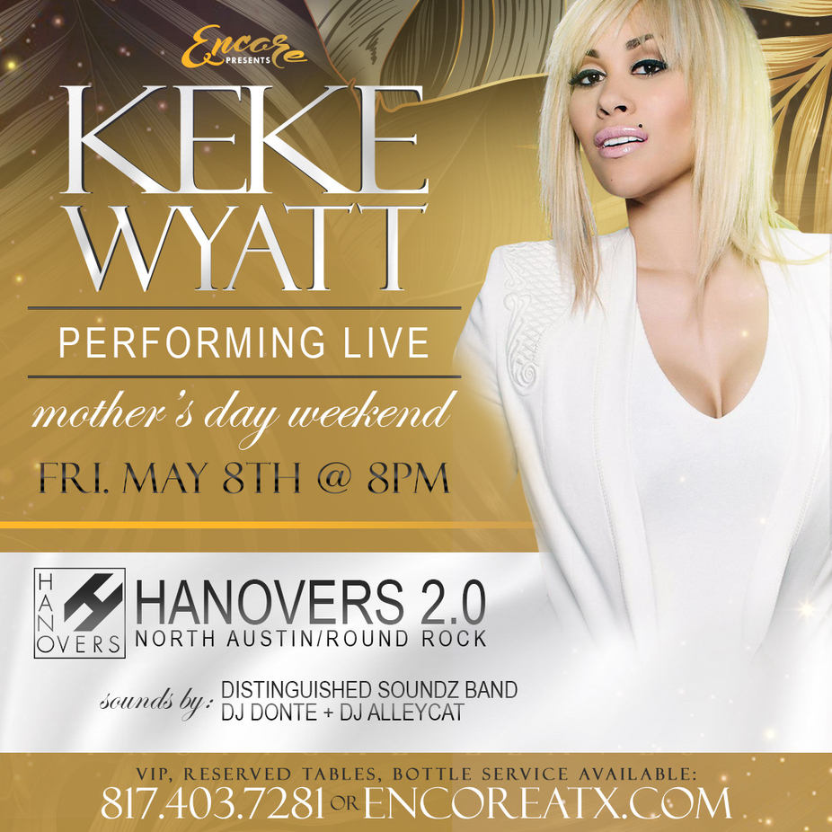 Keke Wyatt Live |  8pm-2am event photo