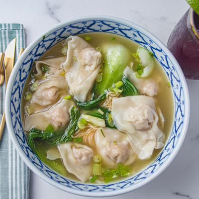 Kin Dee Dumpling Soup photo