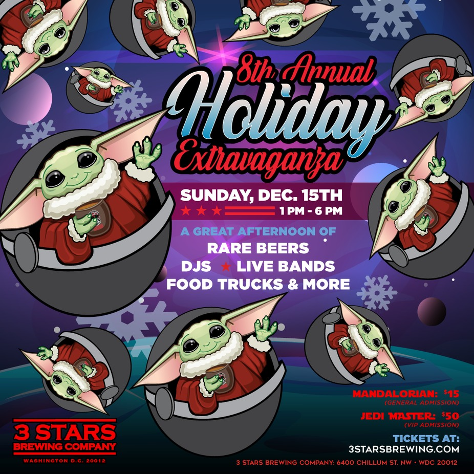8th Annual Holiday Extravaganza event photo