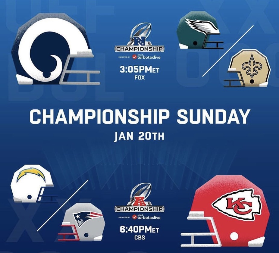 NFL Playoffs Championship Sunday event photo